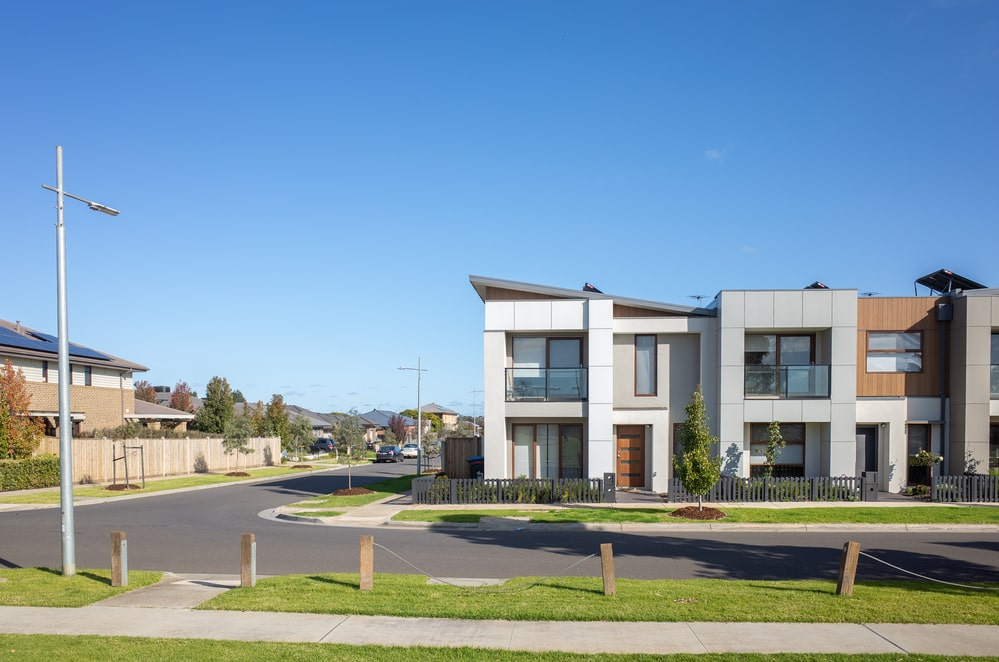 Best townhouses in sydney - Townhouse Builder